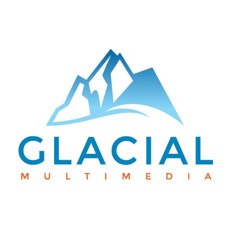 Glacial Multimedia, Inc. Logo